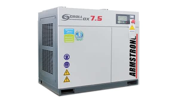 Armstrong Oil-Free Scroll Compressor