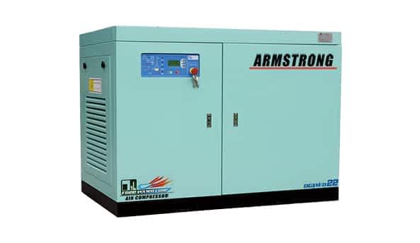 Armstrong Oil-free Screw Compressor